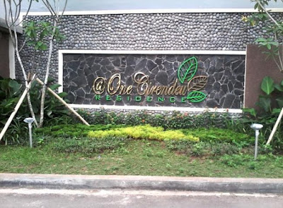 Perumahan one cabe residence