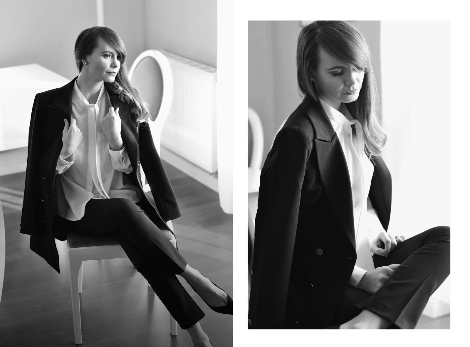 swiateczny ubior | klasyczna stylizacja | cammy blog | cammy dom