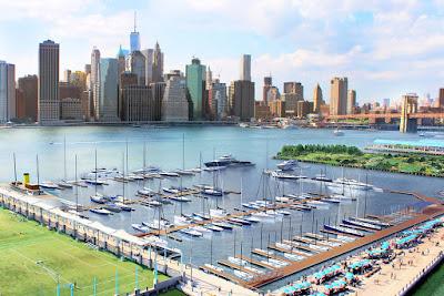 Oneº15 Brooklyn Marina Graphic