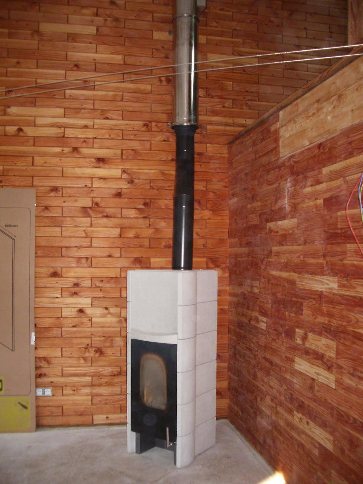 ma maison en parpaings de bois bvb chauffage au sol et po le bois. Black Bedroom Furniture Sets. Home Design Ideas