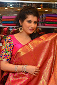 Archana Launches Srinivasa Textiles Photos-thumbnail-12
