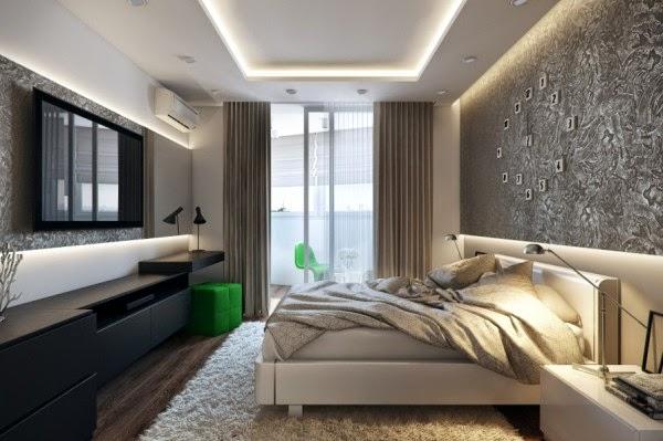 6161 ديكورات و اثاث غرف نوم   حوائط و الوان لغرفة نوم مودرن و كلاسيك
