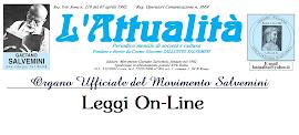 Periodico mensile L'Attualità- Leggi On line-