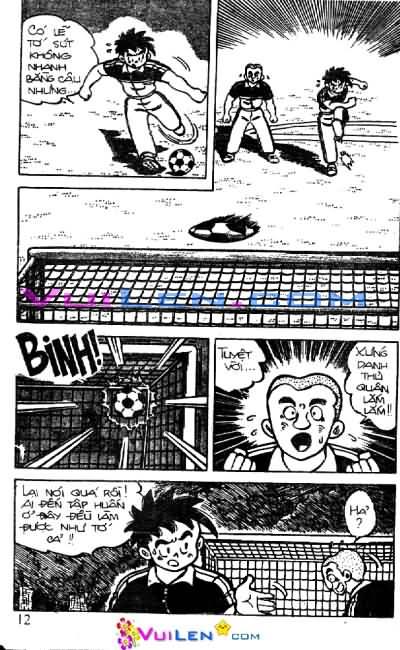 Jindodinho - Đường Dẫn Đến Khung Thành III Tập 31 page 12 Congtruyen24h