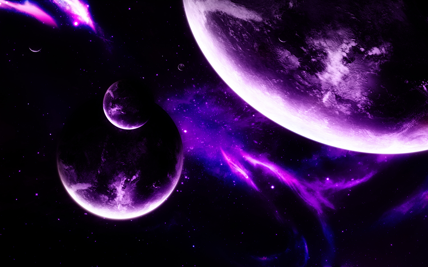 Space Wallpaper Purple Hi guys Hope everyone is having a nice week so far Mine has been