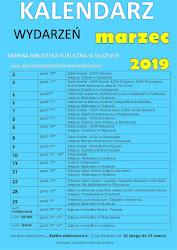 Kalendarz wydarzeń - marzec