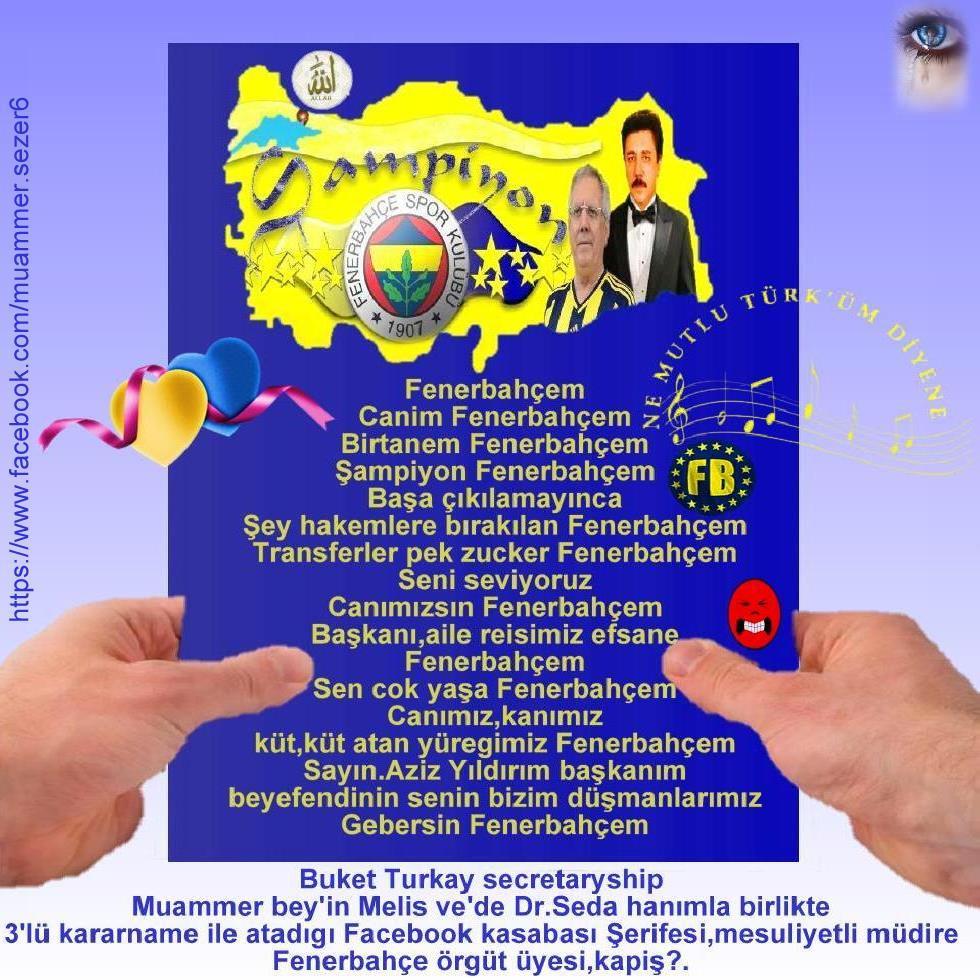 Canım Fenerbahçem