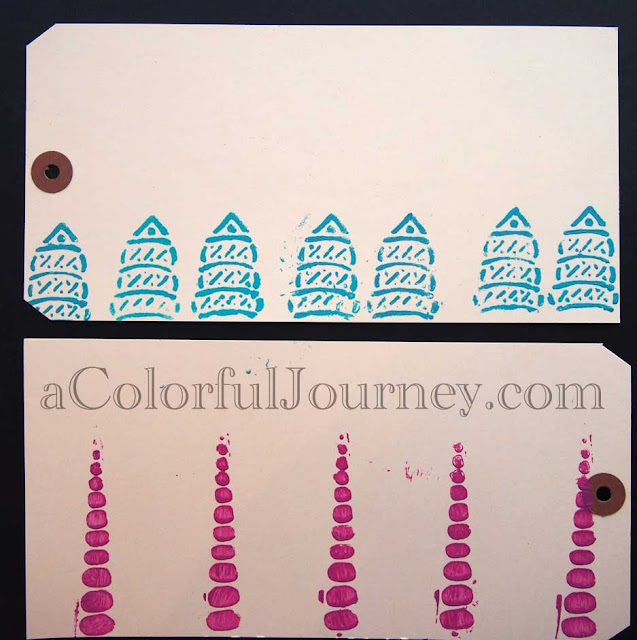 Using Parts of a StencilGirl Products Stencil