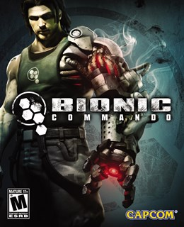 Bionic Commando PC Box