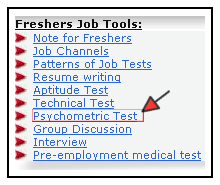 CareerQuips Freshers Job Tools