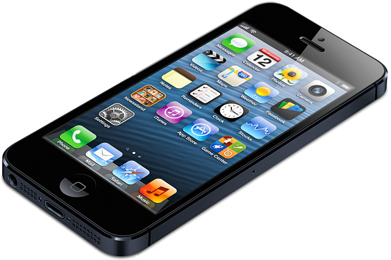 top 10 best smartphones of 2012 iphone 5