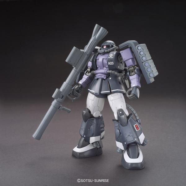 gundam model kits Zaku II High Mobility Type