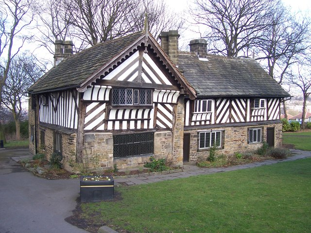 Bishop's House, Meersbrook Park, Sheffield