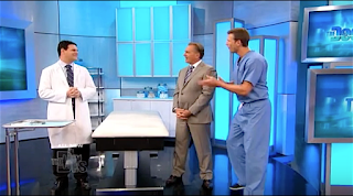 Doctors PR client appears on The Doctors show
