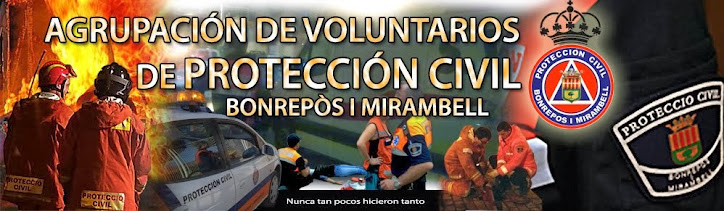 A.V.PROTECCIÓN CIVIL BONREPÒS I MIRAMBELL