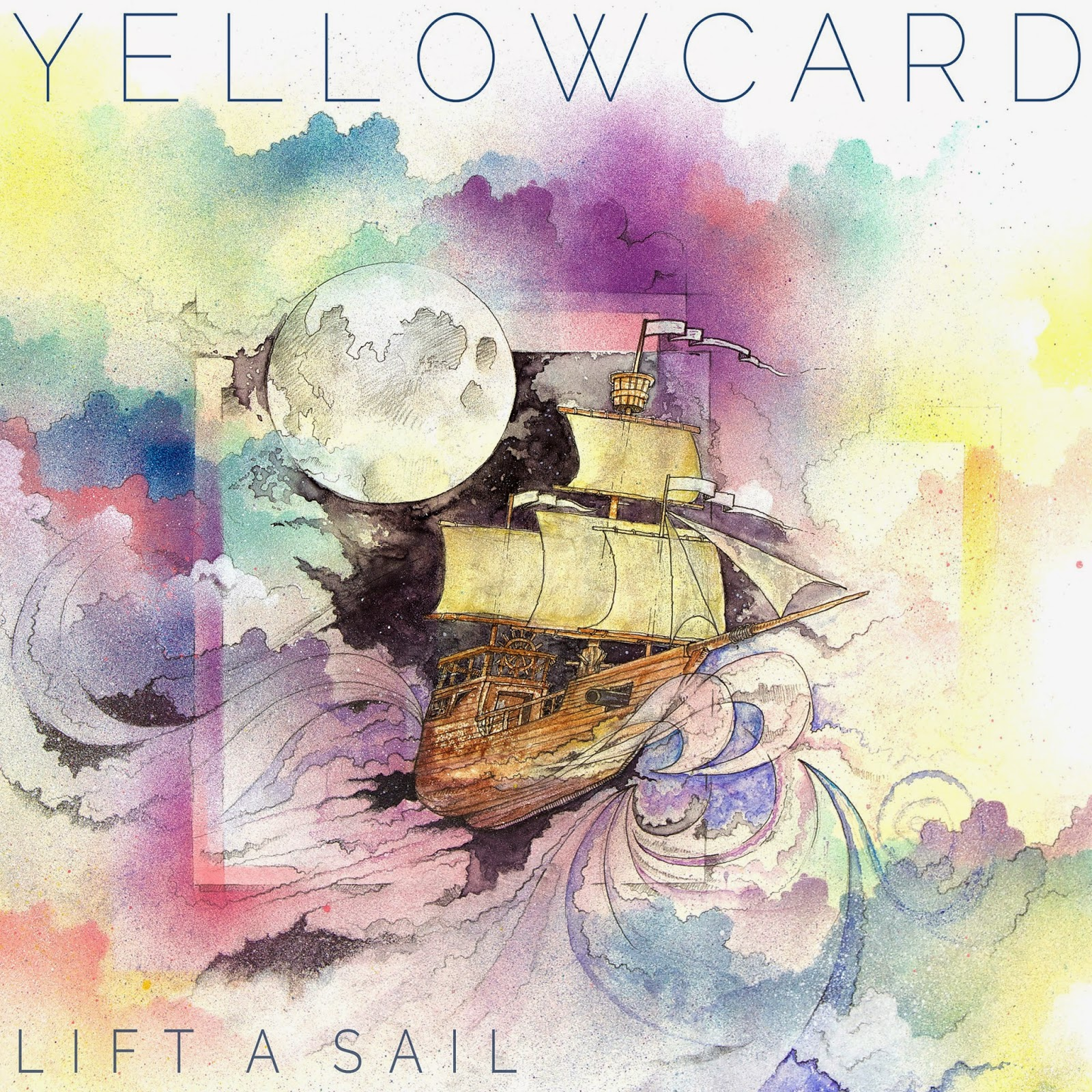 Yellowcard Lift a Sail Chronique Album Critique Review Rock'n'live 2014 Pop Punk Rock Ryan Key Make Me So One Bedroom Razor & Tie