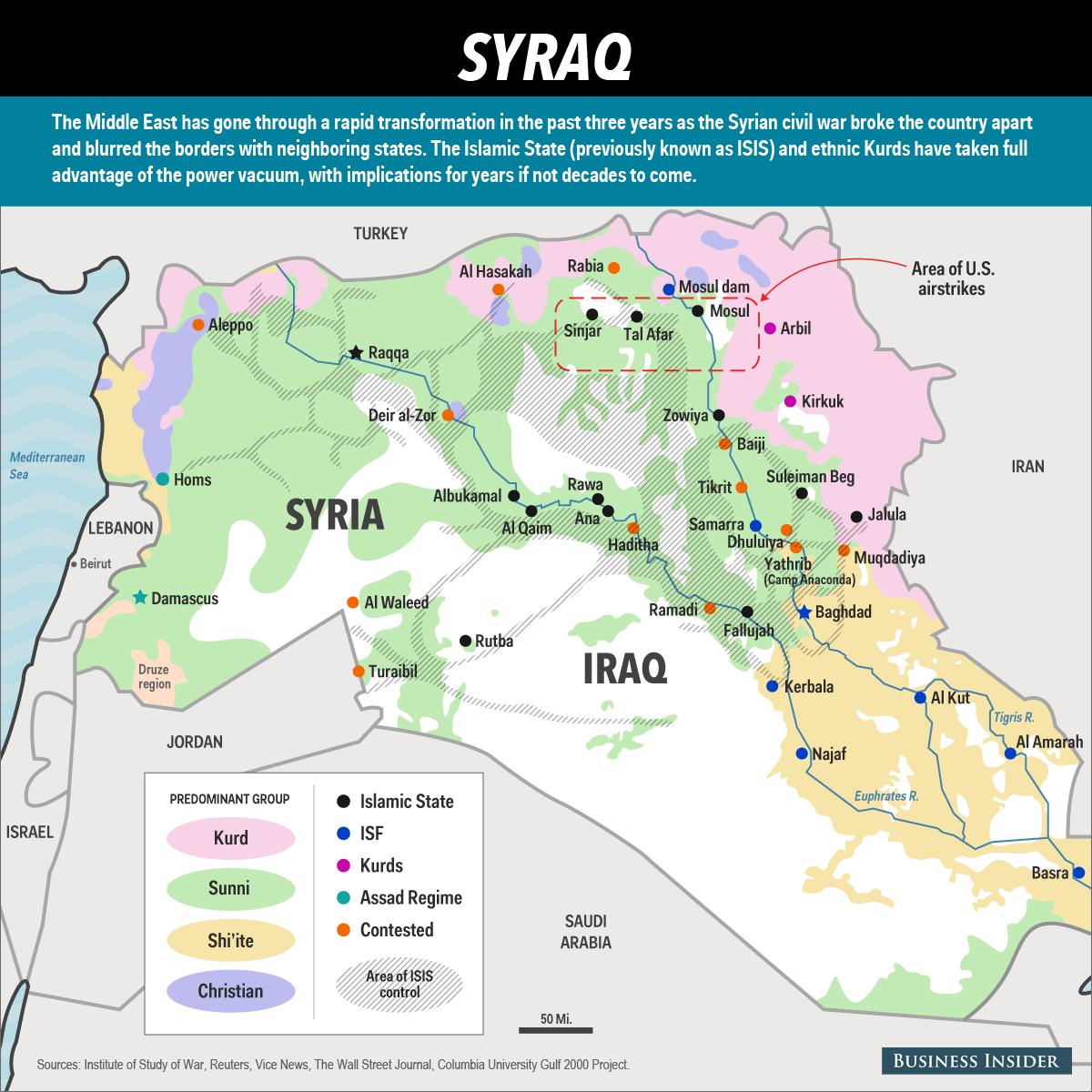 irak country: