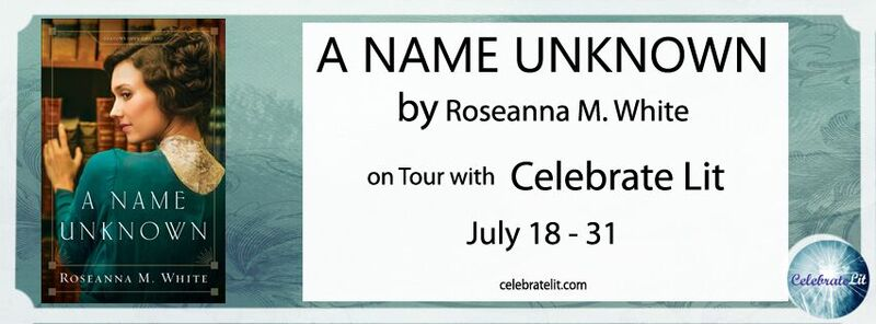A Name Unknown Blog Tour & Giveaway!