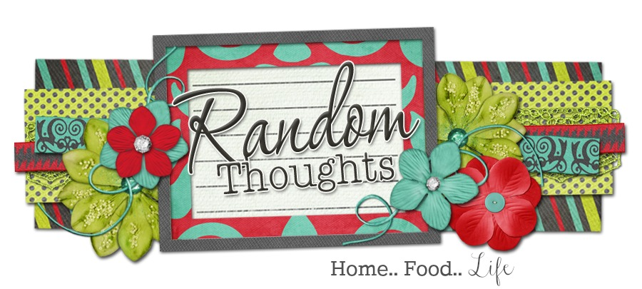 Random Thoughts Home