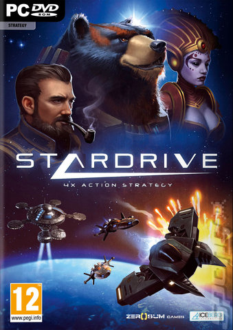 StarDrive PC Full ISO FLT