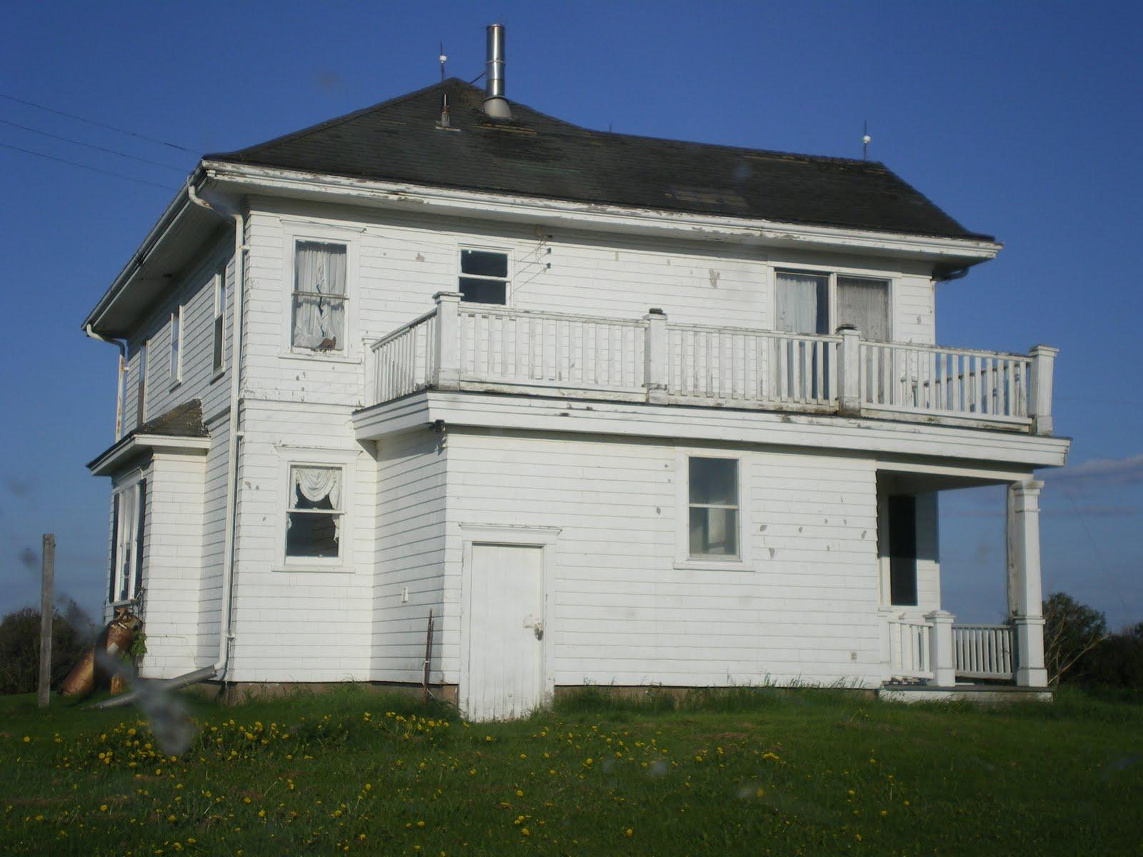 P E I Heritage Buildings Belle River Farmstead