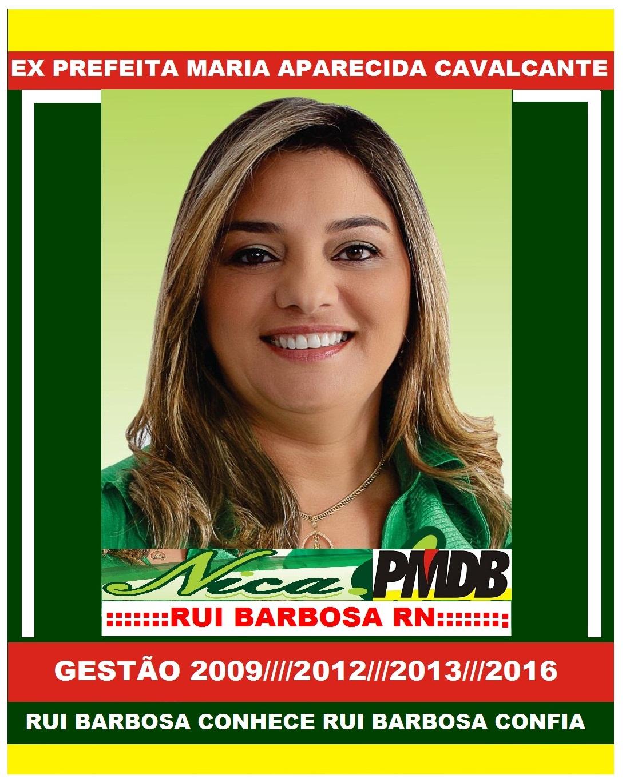 EX PREFEITA NICA R.BARBOSA RN