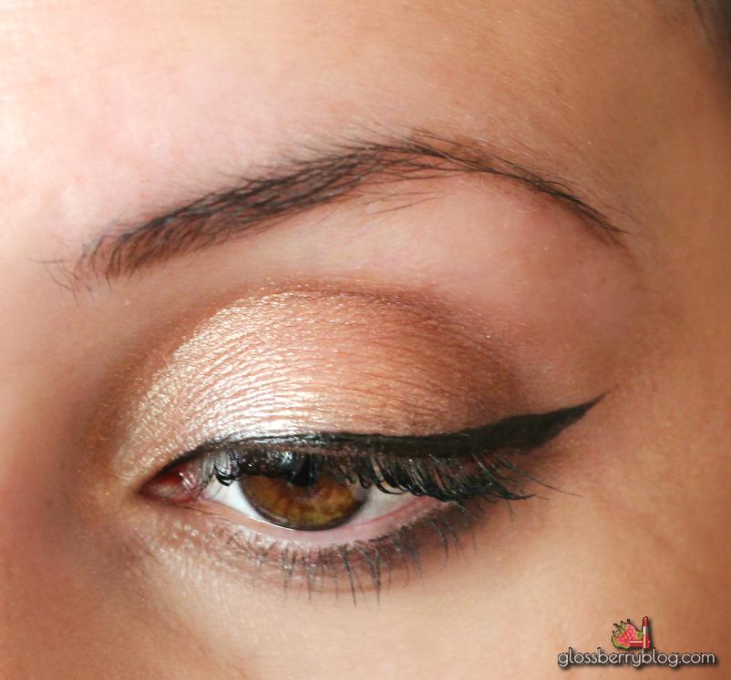 Physician's Formula Eye Booster 2-in-1 Lash Boosting Eyeliner + Serum -  Ultra Black / אייליינר שחור, פיזישנס פורמולה סקירה review swatch black גלוסברי