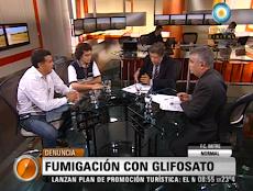 Entrevista en Canal 7 (30/12/2011)