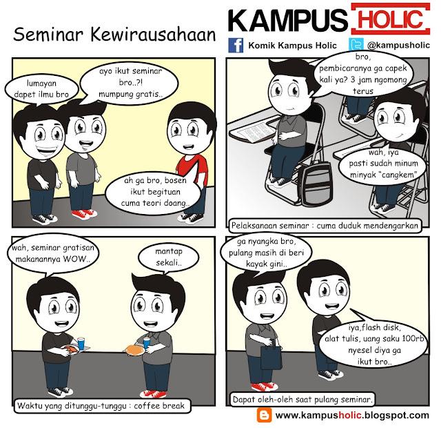 #039 Seminar Kewirausahaan