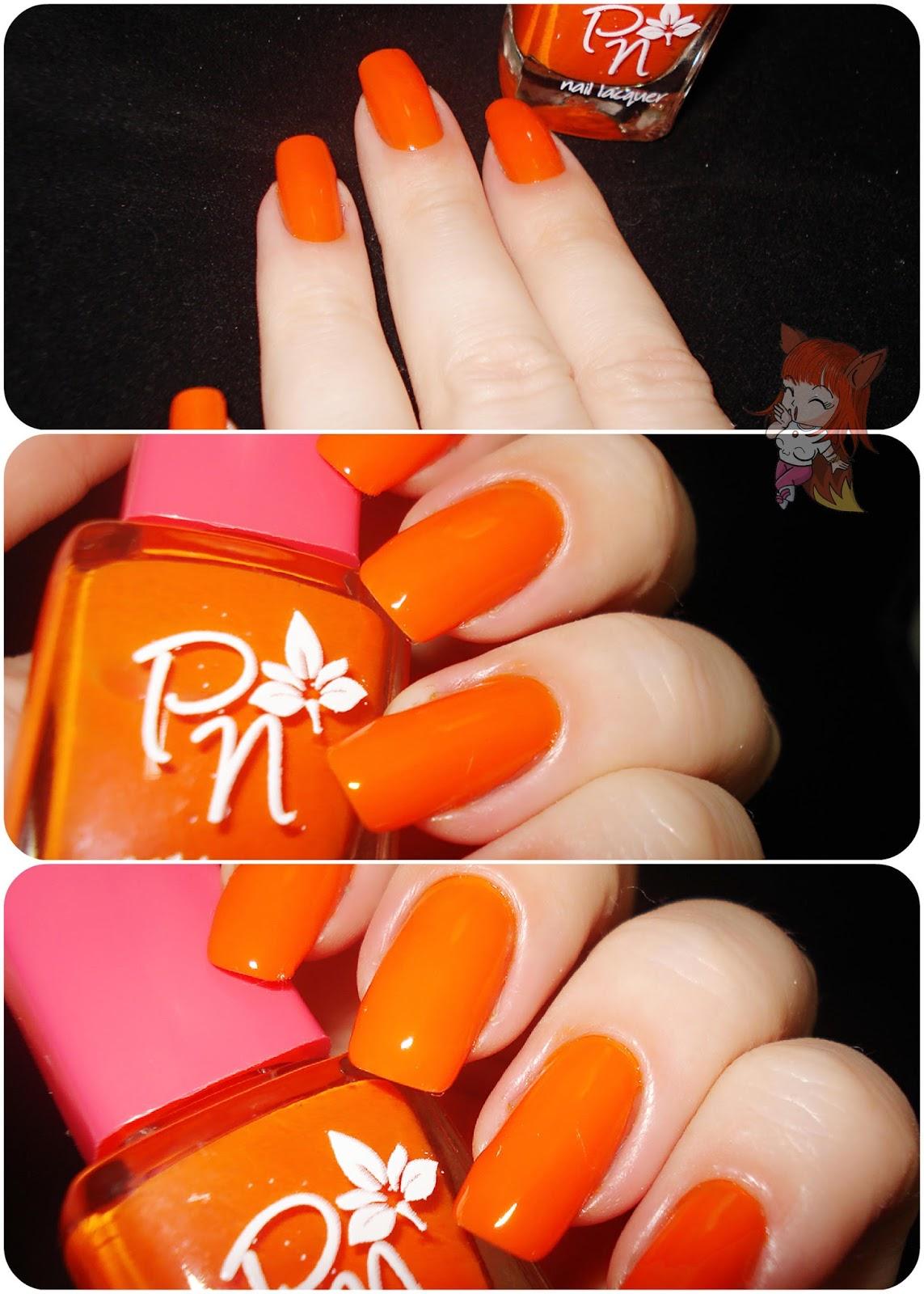 Esmalte Perfect Nail :: Laranja Fluor - Resenha