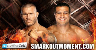 Watch WWE Hell in a Cell 2012 PPV Randy Orton vs Alberto Del Rio Online