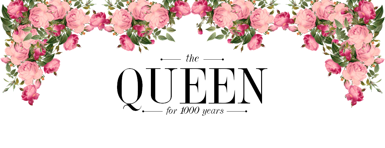 The QUEEN for thousand years.