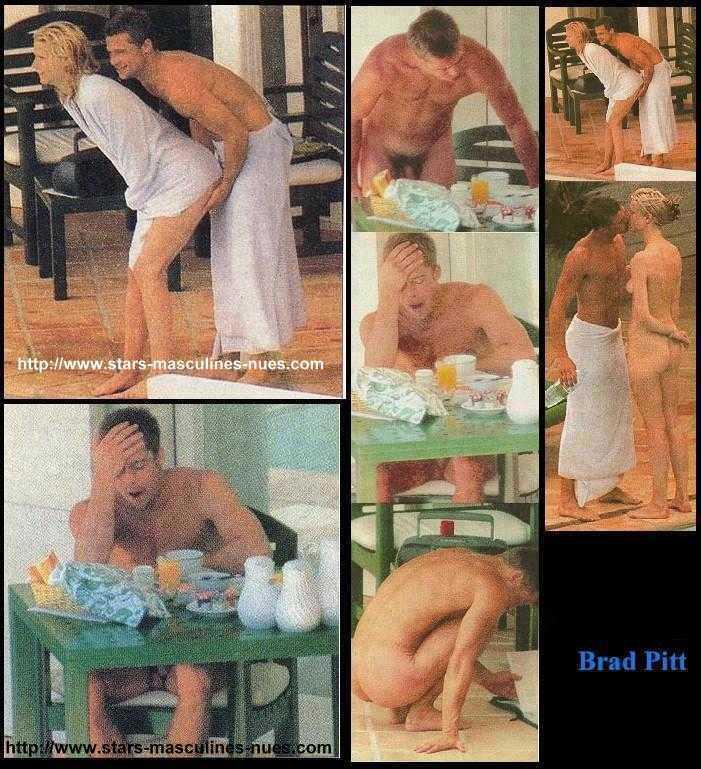 Hombres Famosos Desnudos