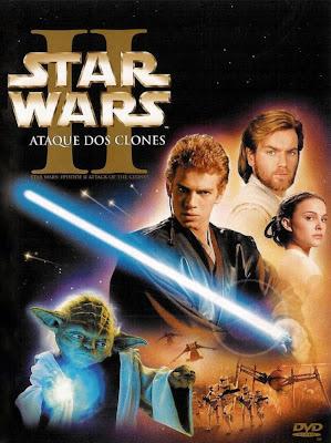 Star Wars: Episódio 2 - Ataque dos Clones - DVDRip Dual Áudio