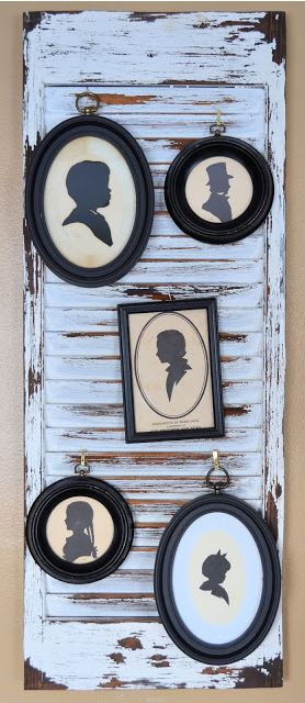 Silhouette Display