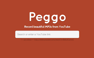 Peggo MP3