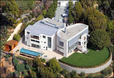 Tom Hanks villa in Hollywood
