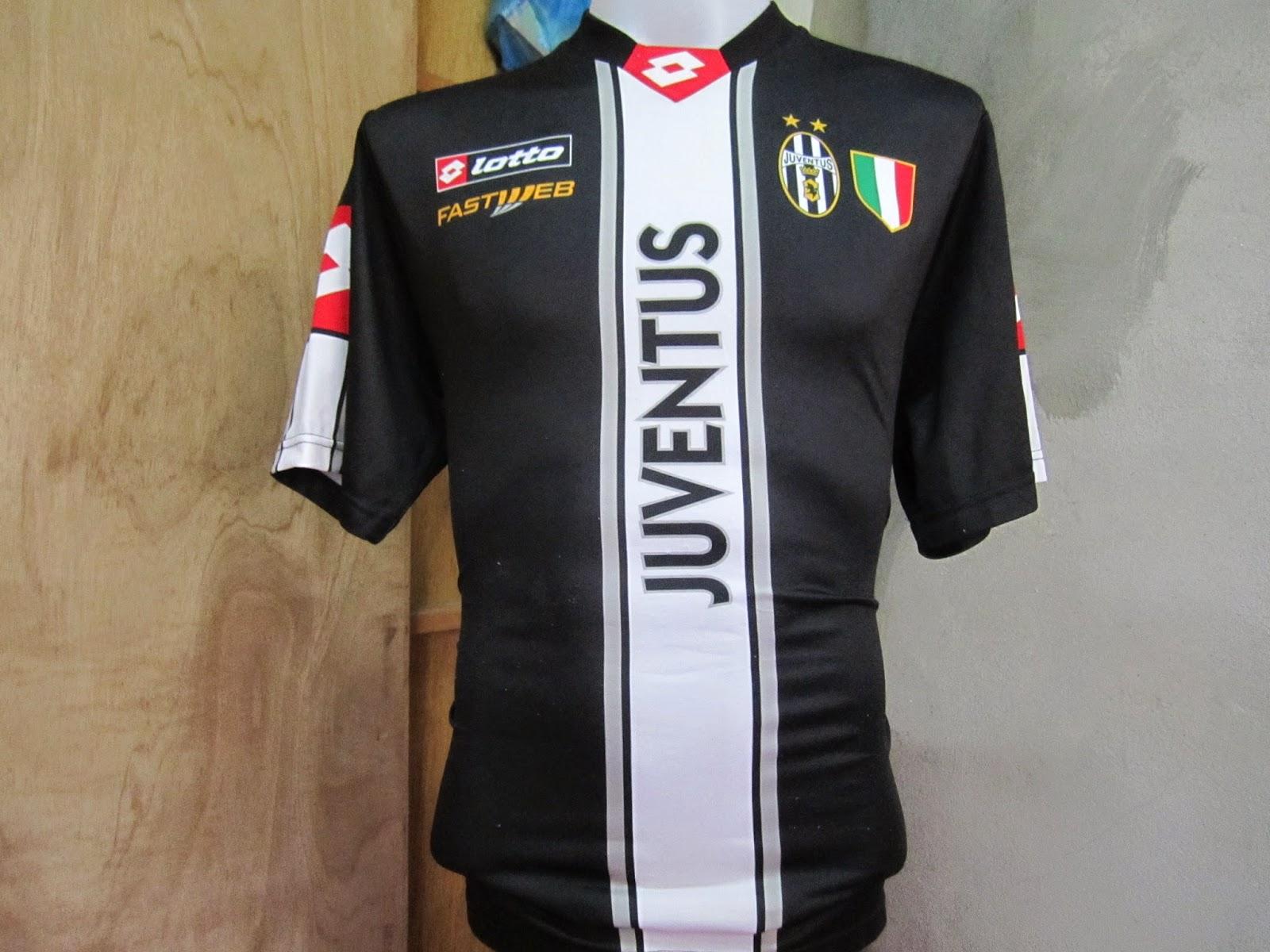 03d7e8991 BundleWalla  Juventus Lotto Training Jersey 2001 SOLD