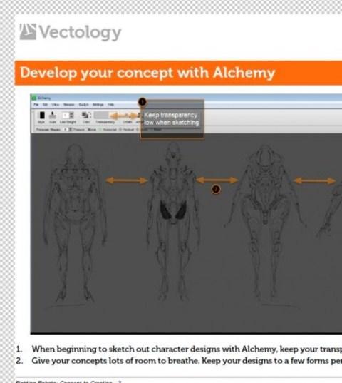 Adobe Illustrator Tutorials Released in November 2012