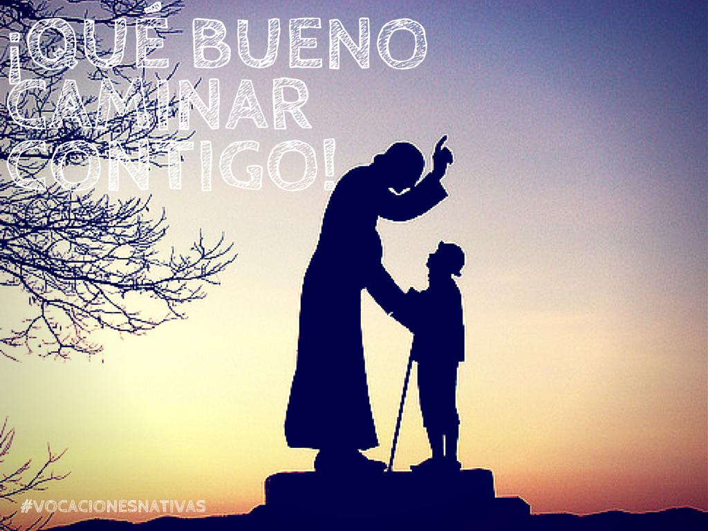 Papa Francisco para Vocaciones Nativas en las Misiones