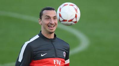 Un internaute réserve le nom de domaine Zlatan.fr