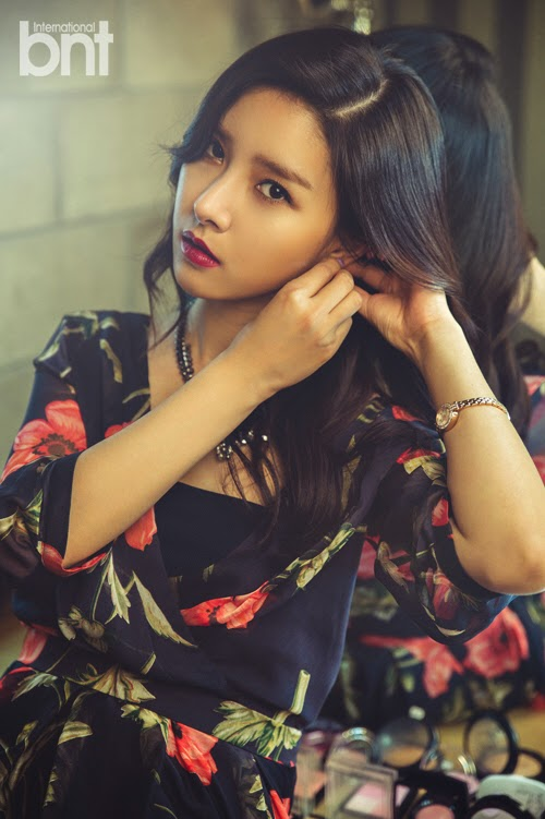 Kim So Eun - bnt International April 2014