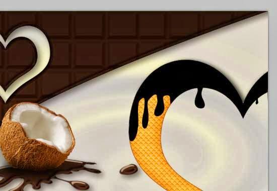 Texto con Estilo de Chocolate y Textura de Galleta 43 by Saltaalavista Blog