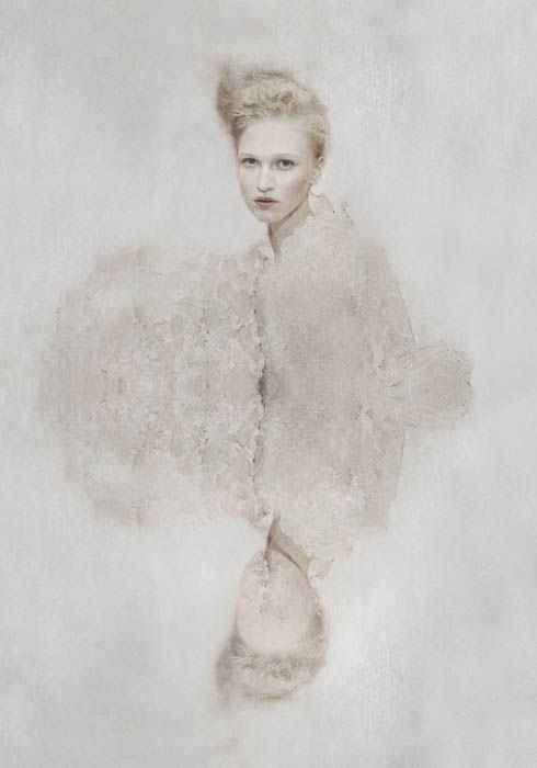 Thomas Devaux fotografia sombria soturna fashion photoshop como pintura