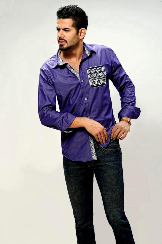 Fashion Men Casual 2013 Latest Casual W...