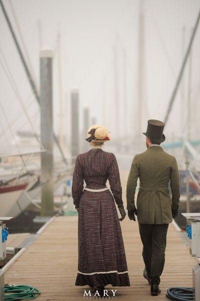 Living a Victorian life