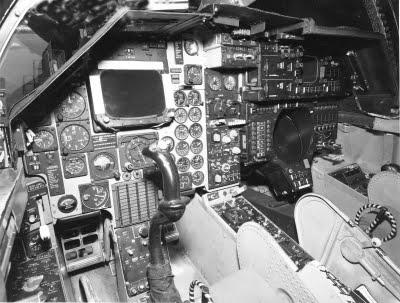 "Cool Jet Airlines: F-111 ""Aardvark"" Cockpit"