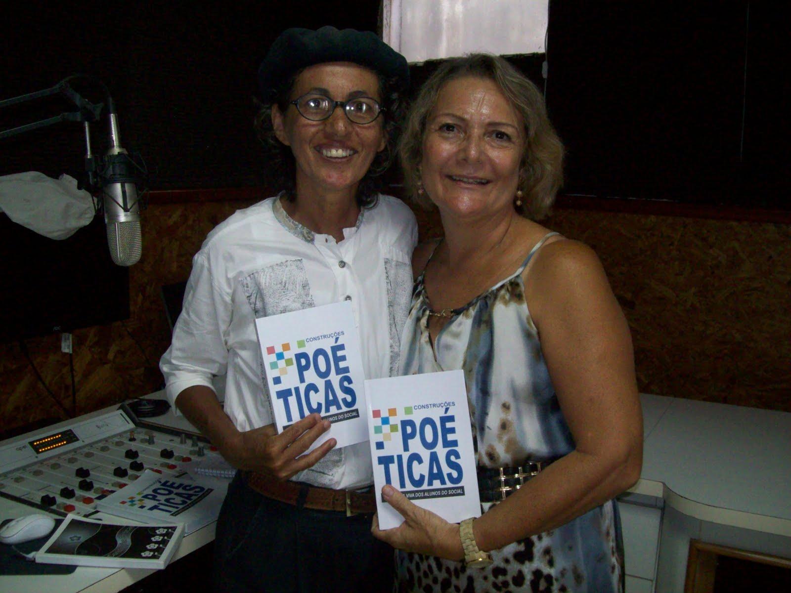 Celeste Martinez e Leo Porto ( Colégio Social )