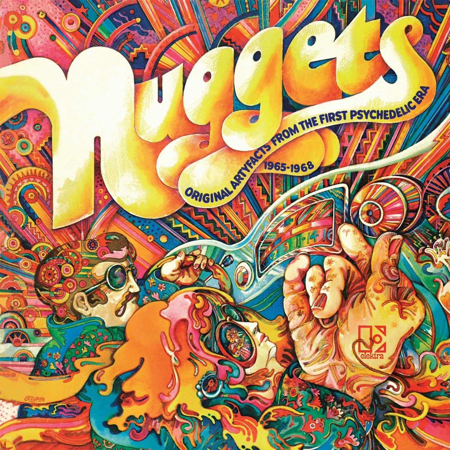 Nuggets: Original Artyfacts From The First Psychedelic Era (1965-1968)