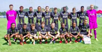 Tottenham Development Squad